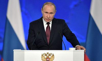 Tổng thống Putin cảnh báo Mỹ mở đường cho cuộc đua vũ trang không hạn chế