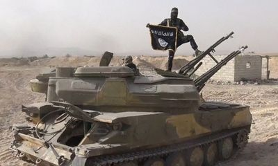 Lầu Năm Góc cảnh báo IS trỗi dậy trở lại tại Syria sau khi Mỹ rút quân
