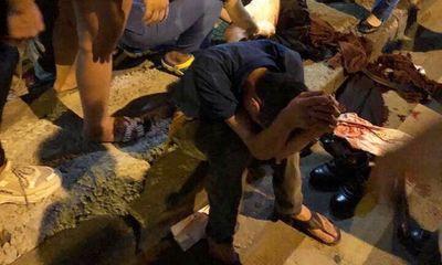 Hà Nội: Xử lý vụ tài xế xe Wigo rút dao đâm gục đối phương sau va chạm giao thông