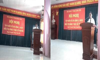 Chữa dứt lao hạch bằng bài thuốc Nam hiệu quả của lương y Nguyễn Trần Chuyển