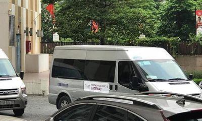 Vụ học sinh lớp 1 trường Gateway tử vong: Xe đưa đón hoạt động