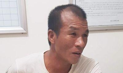 Điều tra vụ người đàn ông hung hãn chém gục hàng xóm, tấn công chiến sĩ công an