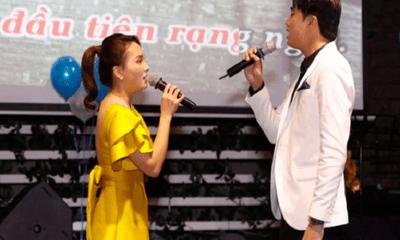 Quốc Trường, Bảo Thanh khoe giọng hát ngọt ngào khi song ca