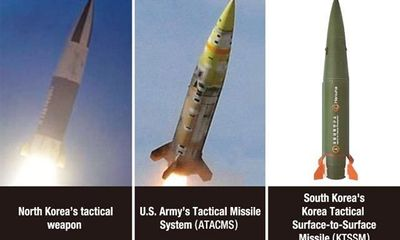 Tên lửa Triều Tiên mới thử nghiệm có điểm giống của Mỹ và Hàn Quốc?