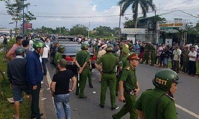 Vụ nhóm giang hồ bao vây xe công an ở Đồng Nai: Tiếp tục điều tra mở rộng
