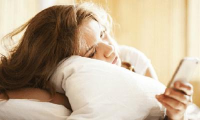 Hoảng hồn bởi hàng loạt tác hại của việc sử dụng điện thoại khi vừa thức giấc vào buổi sáng