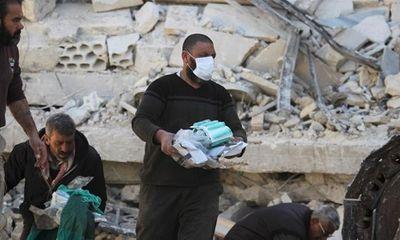 Tin tức Syria mới nóng nhất hôm nay (14/8): Damascus và Nga bị lên án vì không kích bệnh viện