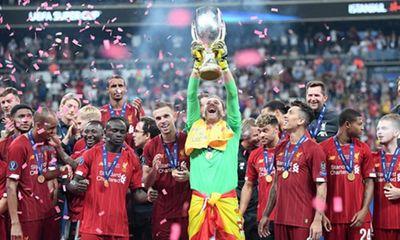 Liverpool giành Siêu cúp châu Âu sau màn rượt đuổi tỷ số và loạt sút luân lưu nghẹt thở