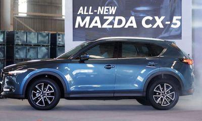 Ô tô Mazda tiếp tục giảm giá 100 triệu đồng tại Việt Nam