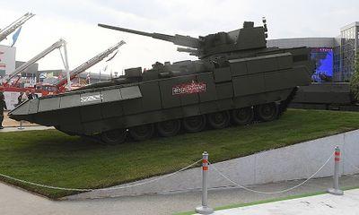 Nga nâng cấp xe tăng hạng nhẹ cùng hệ thống pháo mới có tốc độ bay cực khủng