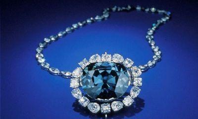 Bí ẩn về lời nguyền của viên kim cương Hy vọng