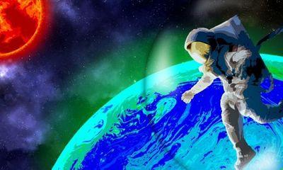 Người ngoài hành tinh phát sáng có thể biến bức xạ UV khắc nghiệt thành tuyệt đẹp