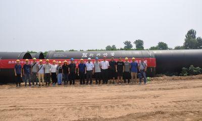 Sản phẩm - Dịch vụ - Xinxing cung cấp ống nước gang cầu đường kính siêu lớn