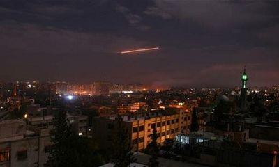 Tin tức Syria mới nóng nhất hôm nay (16/8): Phòng không Syria đánh chặn tên lửa ở Masyaf