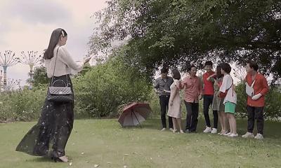 Phim Về nhà đi con ngoại truyện tập 5 (tập cuối): Ông Sơn xuất chiêu kéo Quốc về cho Huệ