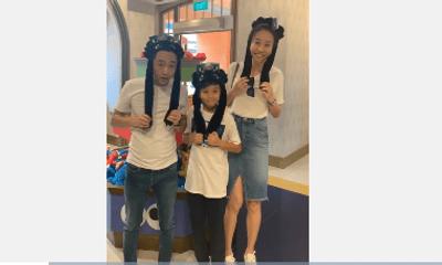 Tin tức giải trí mới nhất ngày 20/8/2019: Cường Đô La nhí nhảnh hết mức bên vợ và con trai