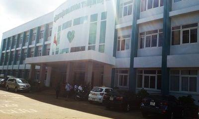 Vụ bé trai 4 tuổi tử vong sau khi tiêm thuốc: Sở Y tế Đắk Lắk nhận được báo cáo của bệnh viện