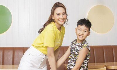 Con trai Bảo Thanh được khen