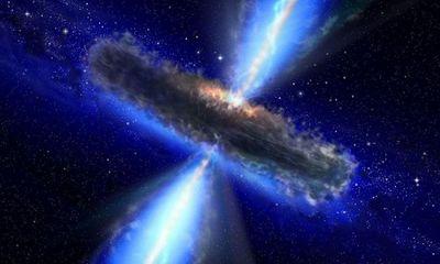 'UFO' bay ra từ các lỗ đen siêu lớn và định hình lại các thiên hà?