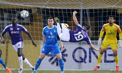 4 bàn thắng đẹp nhất tuần tại AFC Cup: Quang Hải chiếm 2 bàn