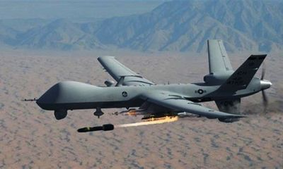 Mỹ xác nhận máy bay không người lái MQ-9 bị bắn hạ ở Yemen