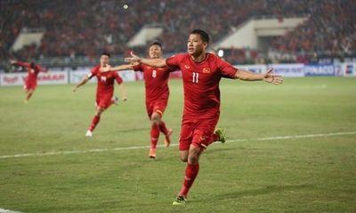 Danh sách chính thức tuyển Việt Nam đấu Thái Lan: Anh Đức, Văn Hậu vẫn góp mặt