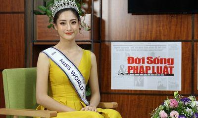 Miss World Vietnam Lương Thùy Linh: Tôi không phải cô tiểu thư đỏng đảnh, muốn gì được nấy