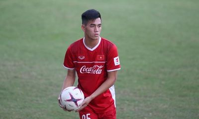 Tiến Linh trong ngày lên tuyển đá vòng loại World Cup 2022: Tôi đang đạt 90% phong độ