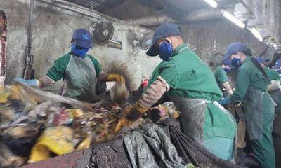 """Cận cảnh nhà máy xử lý rác thải khiến """"thiếu gia"""" Tô Công Lý bị bắt"""