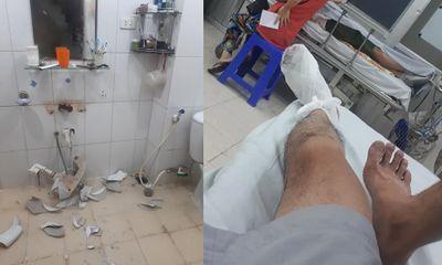Chuyên gia cảnh báo chấn thương từ những chiếc bồn rửa trong nhà tắm