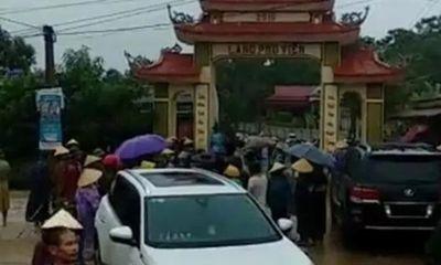 Côn đồ đập phá cổng làng ở Thanh Hóa: Triệu tập chủ xe sang, biển số VIP lên làm việc