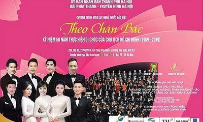 Giao lưu nghệ thuật đặc biệt Kỷ niệm 50 năm thực hiện di chúc của Chủ tịch Hồ Chí Minh