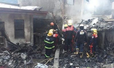 Rơi máy bay y tế ở Philippines khiến 7 người thiệt mạng