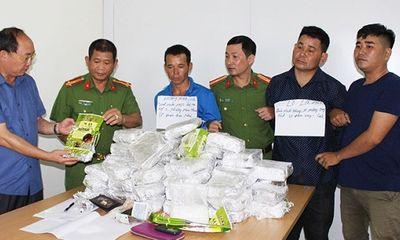 Điện Biên: Bắt giữ 3 đối tượng trong vụ vận chuyển 50kg ma túy đá