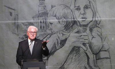 Tổng thống Đức: Xin lỗi vì nước mình phát động Thế chiến II