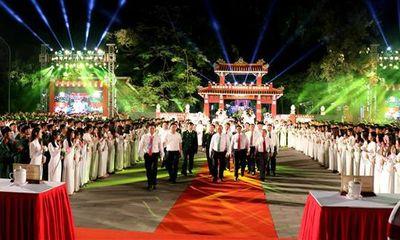 Lãnh đạo Đảng, Nhà nước dự chương trình cầu truyền hình về 50 năm thực hiện Di chúc của Bác