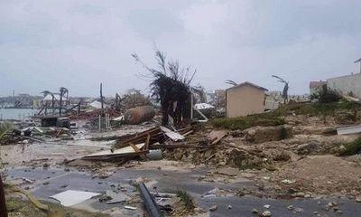 Siêu bão Dorian càn quét Bahamas, tiếp tục thẳng tiến đến Florida