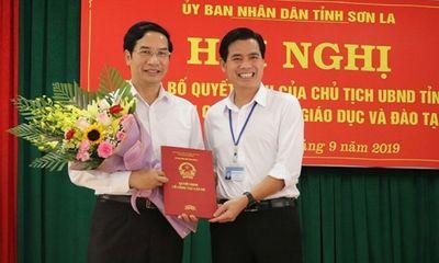 Sở Giáo dục Sơn La có giám đốc mới