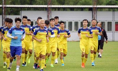 Tuyển Việt Nam chốt danh sách 23 cầu thủ đối đầu Thái Lan: Hà Minh Tuấn bị gạch tên