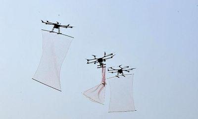 Trung Quốc khoe UAV mới có sức mạnh như Người nhện