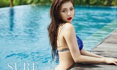 Loạt trai xinh gái đẹp sở hữu thân hình nóng bỏng hàng đầu Kpop