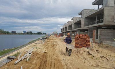 Đà Nẵng: Thu hồi giấy phép xây dựng 36 biệt thự tại Phú Mỹ An