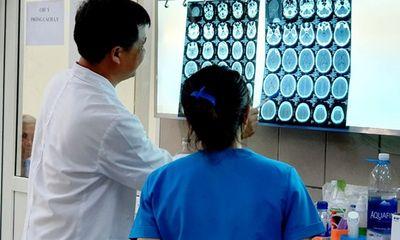 Lần đầu có bệnh nhân xuất huyết não do ngộ độc ma túy đá