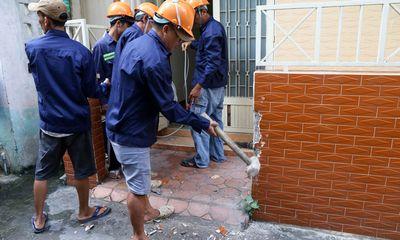 TP. HCM: Người dân 8 phường đồng loạt hiến