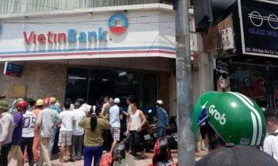 Vụ cướp ngân hàng Vietinbank ở Hà Nội: Đã xác định được danh tính của nghi can