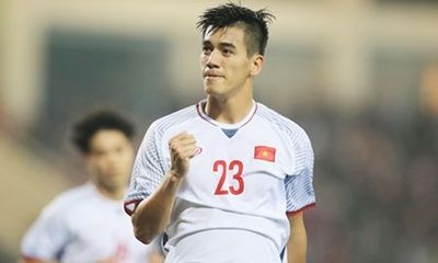 Tiến Linh lập cú đúp, U22 Việt Nam thắng U22 Trung Quốc ngay trên sân khách
