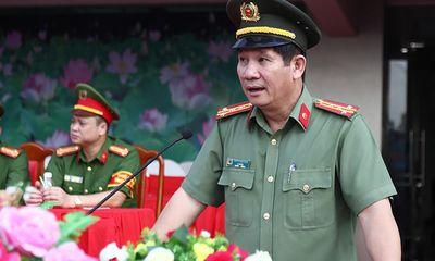 Cách tất cả chức vụ trong Đảng của Giám đốc Công an Đồng Nai Huỳnh Tiến Mạnh