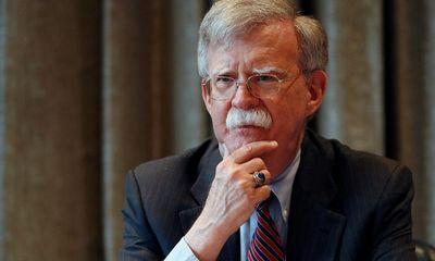 Tổng thống Trump bất ngờ sa thải Cố vấn An ninh Quốc gia John Bolton?