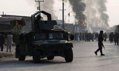 Đại sứ quán Mỹ ở Afghanistan rung chuyển vì bị tấn công bằng chất nổ trong ngày 11/9