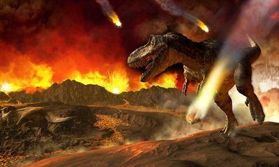 Sức mạnh hủy diệt của thiên thạch xóa sổ khủng long được cho sánh ngang 10 tỷ quả bom nguyên tử